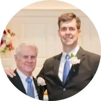 Ward and son image